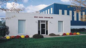 Erie Hard Chrome Building